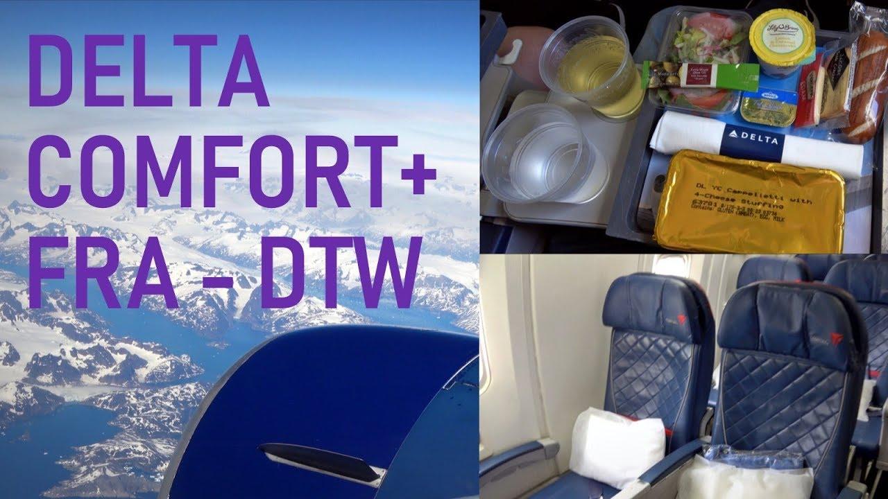 Flüge Frankfurt Detroit
