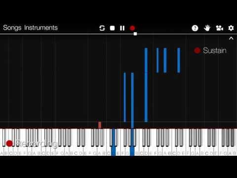 Nightingale (Yanni) Piano Tutorial