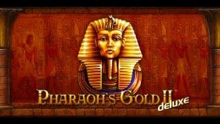 видео Игровой автомат Pharaoh`s Gold II (Золото фараона 2) играть бесплатно