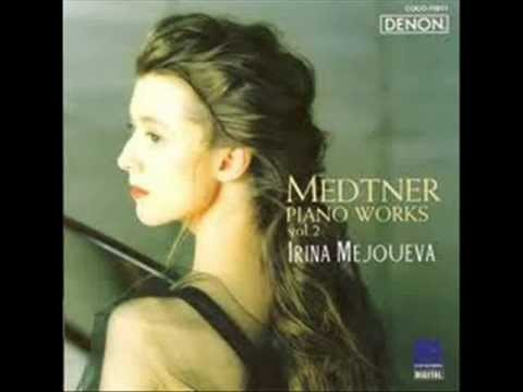 Medtner Forgotten Melodies op.39