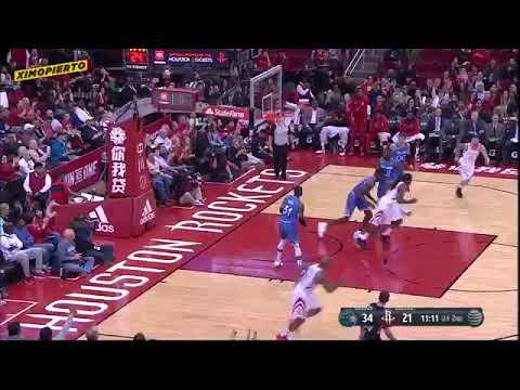 Orlando Magic vs Houston Rockets - 1st Half Highlights ...