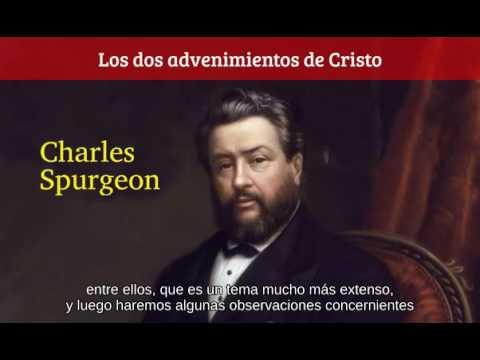 Los dos venidas de Jesus - Charles Spurgeon