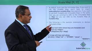 Scala - Map [K, V]