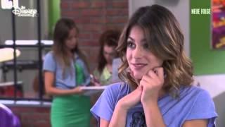 Violetta 2 - Diego freut sich über das Geschenk (Folge 54)