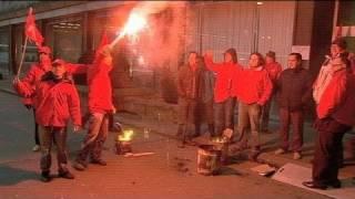 على وقع قمة قادة أوروبا في بروكسل.. إضراب عام يشل بلجيكا