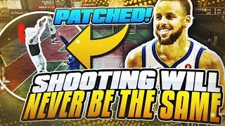 *NEW* HUGE NBA 2K19 PATCH TO PARK SHOOTING! ALL THE BEST BUILDS/ARCHETYPES & JUMPSHOTS PATCHED?