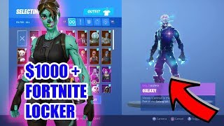 OG RARE FORTNITE LOCKER ($1500 ACCOUNT)