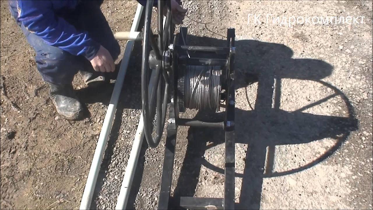 схема водопровода шинного