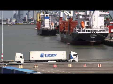 Eimskip Netherlands - All your logistic needs
