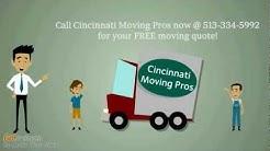 Moving Quotes Cincinnati | Affordable Rates 513-334-5992 | Movers Cincinnati