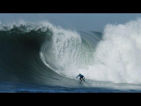 Mavericks Pioneer & Filmmaker Grant Washburn, Off The Lip Radio - Surf Channel