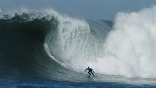 Mavericks Pioneer & Filmmaker Grant Washburn, Off The Lip Radio - Surf Channel Thumbnail