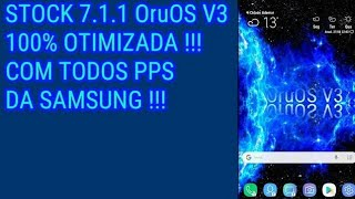 SAIIUU COMO INSTALAR ROM 7.1.1 OruOS V3 NO GALAXY J500M/ 100% EXPLICADO (2018)
