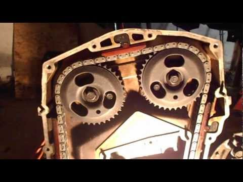 Quad4 timing chain - This is normal