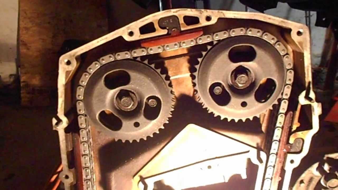 Quad4 timing chain  This is normal  YouTube
