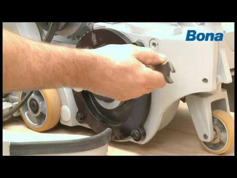 Bona Sanding 地板打磨系統 - 中文字幕
