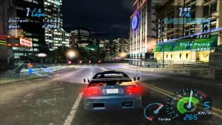 Need For Speed: Underground - Race #109 - Sprint Supremacy (Sprint)