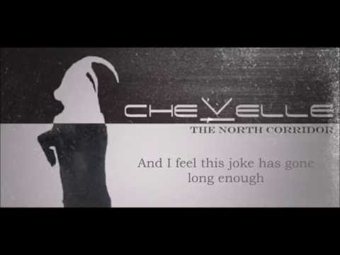 Chevelle - Punchline Lyrics