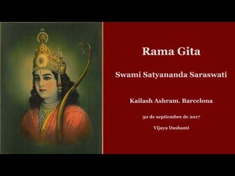 RamaGita. Enseñanza de Rama. Swami Satyananda Saraswati