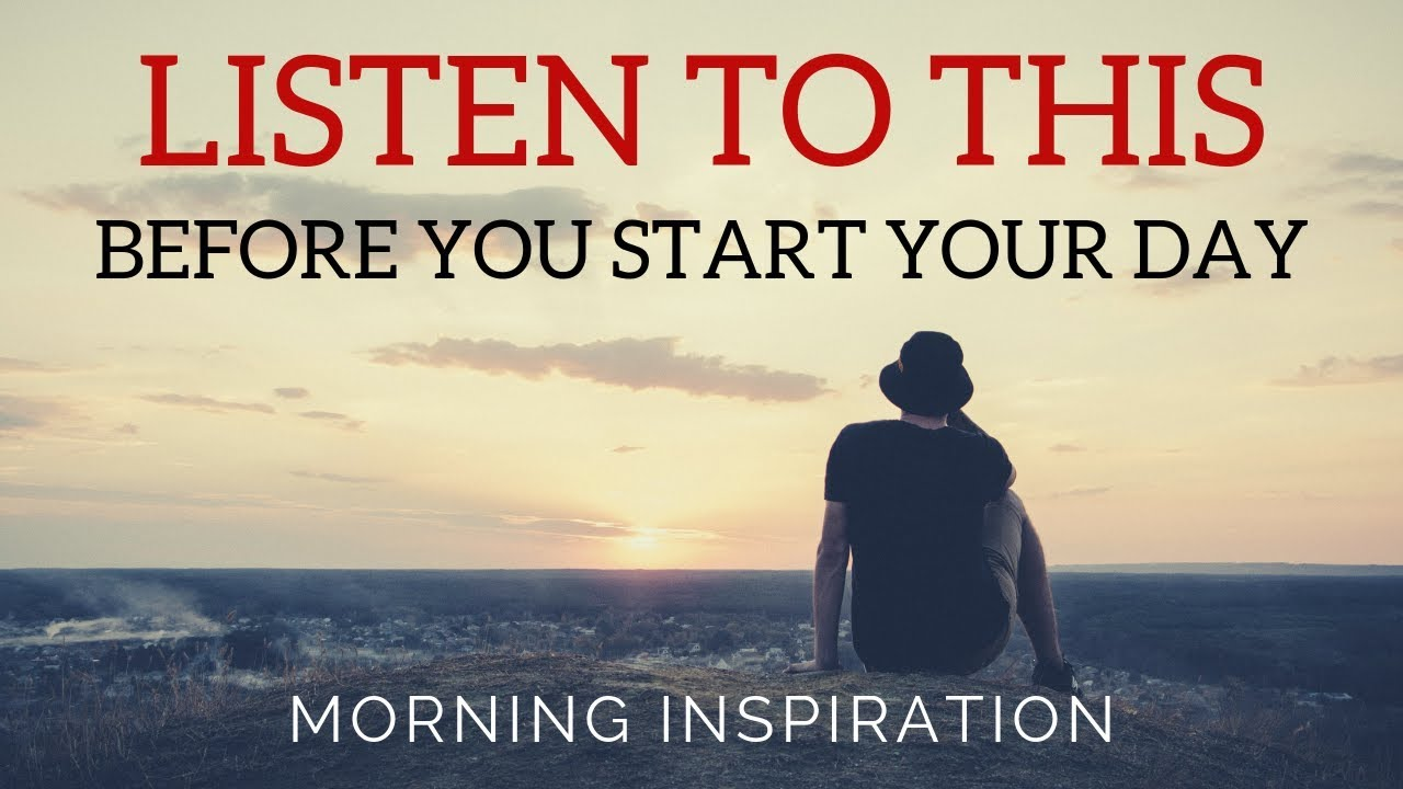 EVERY DAY IS A FRESH START | 5 Minutes to Start Your Day Right