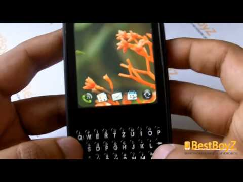 (HD) Review / Vorstellung: Palm Pixi Plus | BestBoyZ