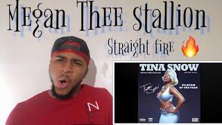 Megan Thee stallion-Freak Nasty(TINA SNOW)Reaction