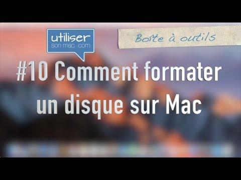 10 comment formater un disque dur ou un ssd sur mac youtube. Black Bedroom Furniture Sets. Home Design Ideas