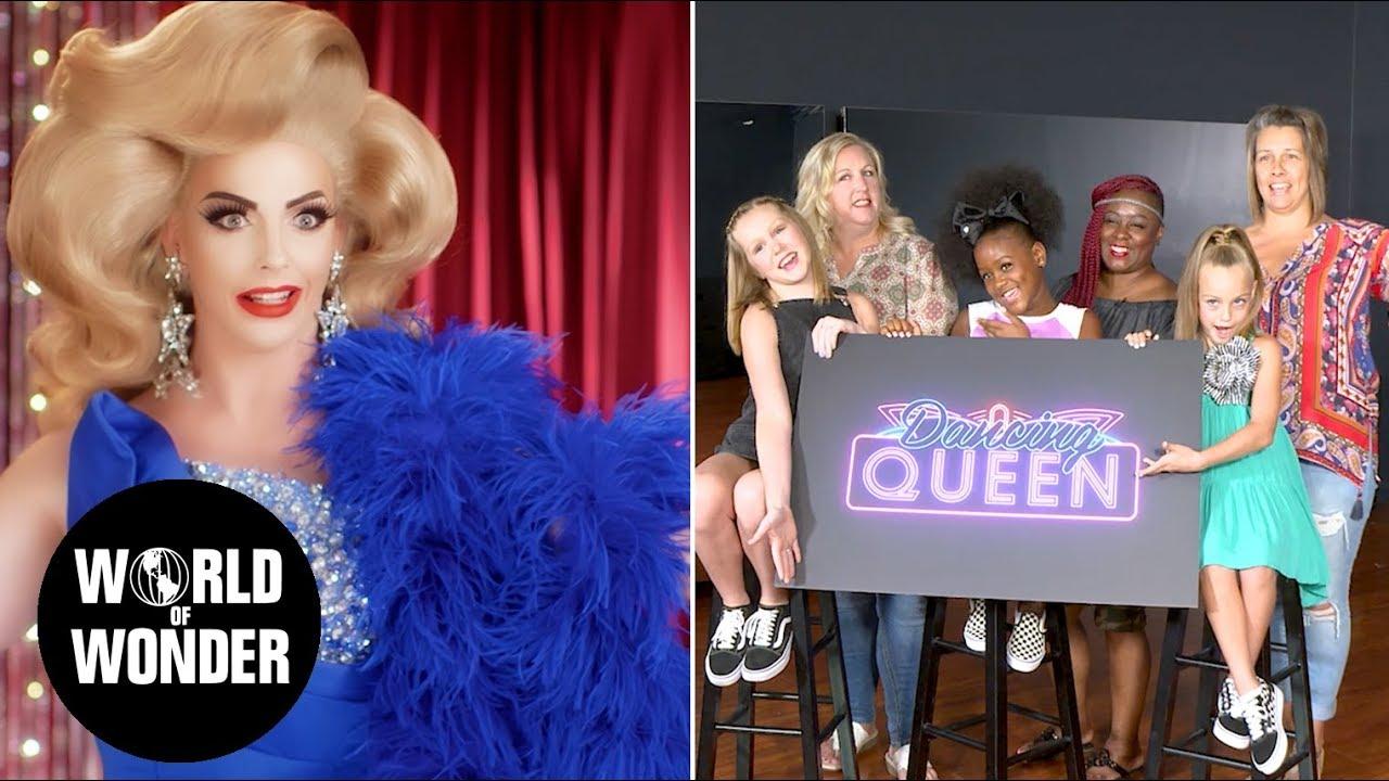 Alyssa Edwards Dancers Dish On Dancing Queen Avail On Netflix Oct