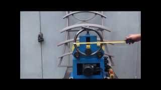 трубогиб качок электро круглая труба(трубогиб качок электро круглая труба., 2015-08-19T08:34:28.000Z)