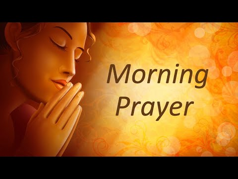GOD STILL ANSWERS PRAYER - JEREMIAH 33 - MORNING PRAYER