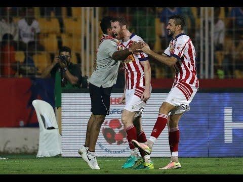 Atletico de Kolkata leave FC Goa on the brink of ISL 2016 exit