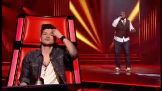 HQ Full Audition Jaz (Jazz) Ellington The A Team & Ordinary People The Voice Season 1 Episode 4