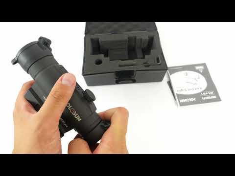 Holosun Infiniti HS401R5 Red Dot Sight review