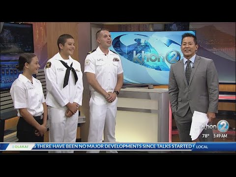 Navy Sea Cadets Program