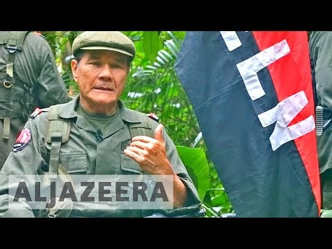 Colombian government and ELN rebels agree temporary peace deal