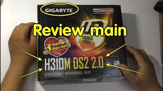 H310M DS2V DDR3 video, H310M DS2V DDR3 clips, onyoutube info