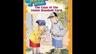 Annie-A Jigsaw Jones Mystery - #5 The Stolen Baseball Card