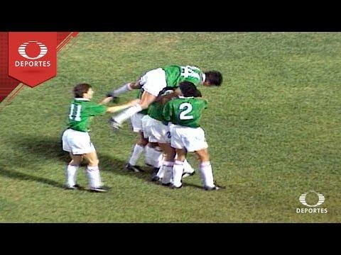 Futbol Retro: México (1-1) Uruguay Amistoso 20-noviembre-1991 | Televisa Deportes
