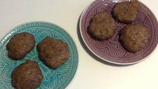 Μπιφτέκια στο φούρνο (εύκολη συνταγή με μοσχαρίσιο κιμά)