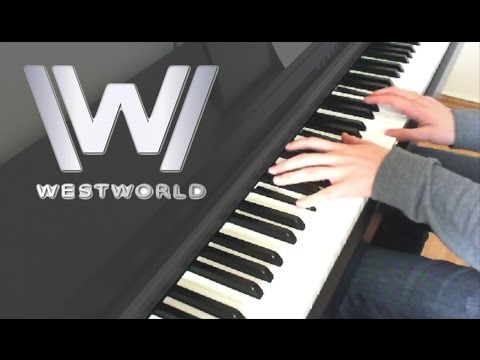 Westworld - One more day / Episode 3 Credits (Piano)