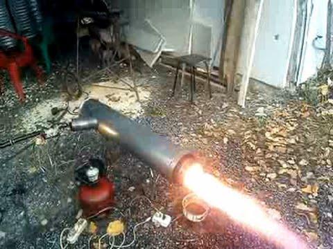 Как сделать дизельную тепловую пушку своими руками