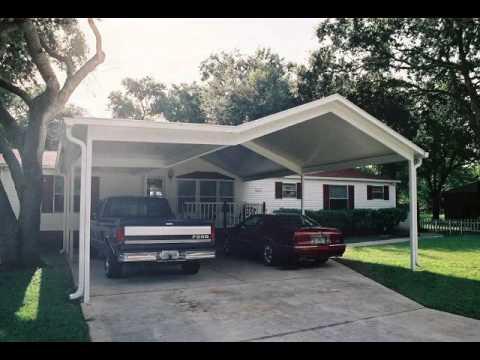 Carports and Patio Roofs Orlando