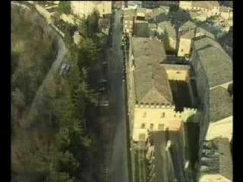 Le Marche and Palazzo Sacconi