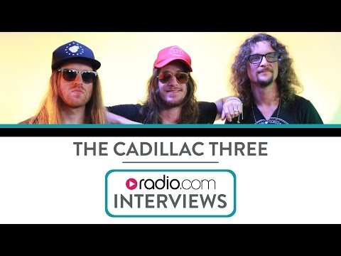 "The Cadillac Three on ""The South"": ""It's a Cross Between 'Kashmir' and 'Sweet Home Alabama'"""