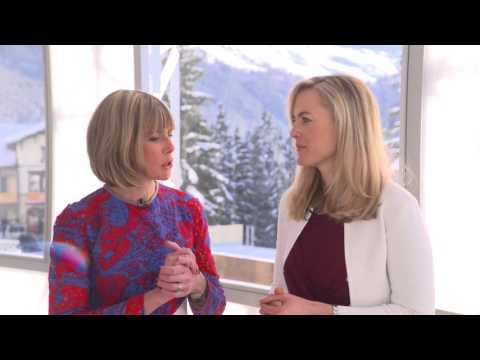Davos 2016 Hub Culture Interview w Robyn Scott of Apolitical