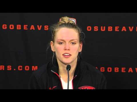 Oregon State Women's Basketball Postgame Press Conference vs Arizona State 2/1/2016