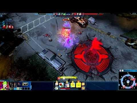 Infinite Crisis - Joker Gameplay