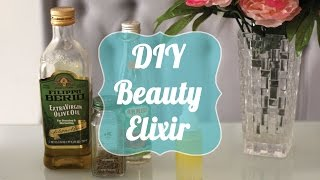 DIY Beauty Elixir | Facial Toner & Setting Spray