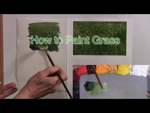 Quick Tip 242 - How To Paint Grass