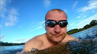 Очки для плавания с AliExpress